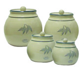 beehive canister set