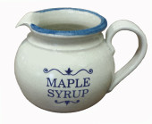 pitcher maple syrup
