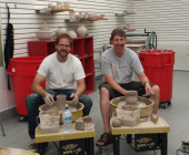 potters wheel classes