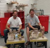 potters wheel classes