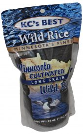 Cultivated Wild Rice Pic