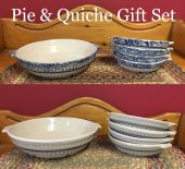 Ribbed PIe Dish Special