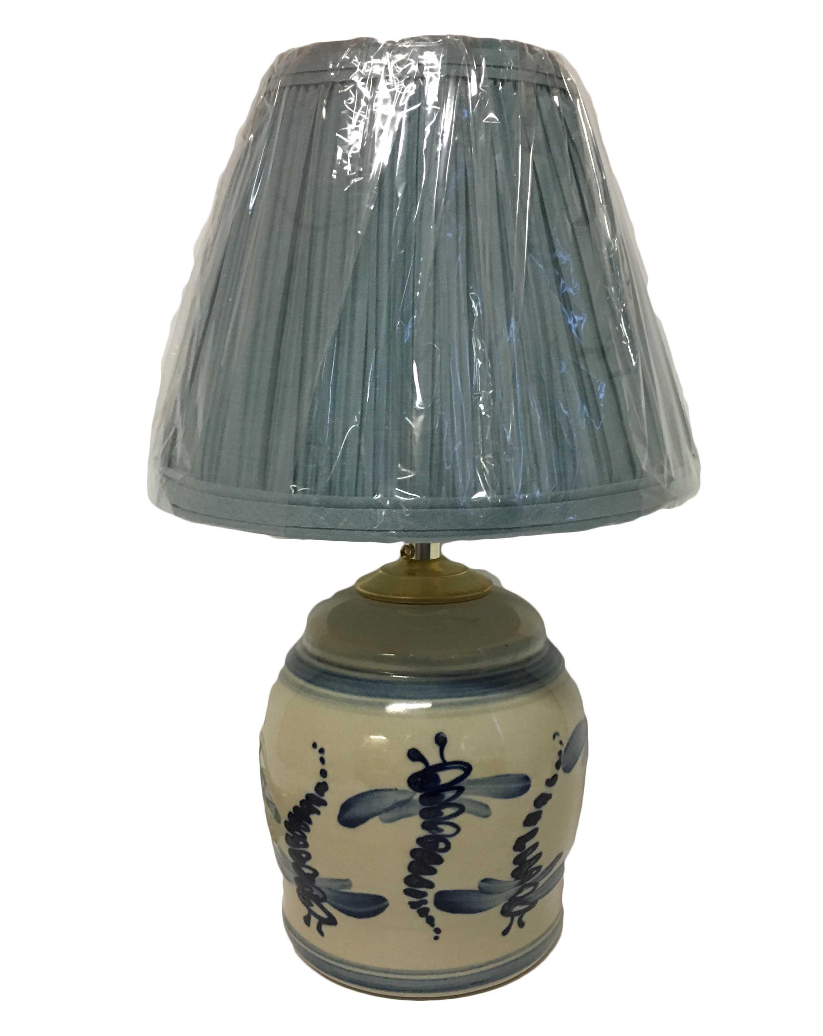 Dragon Fly Small Ginger Jar Lamp